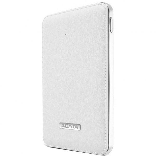 Батарея універсальна ADATA PV120 5100mAh White (APV120-5100M-5V-CWH)
