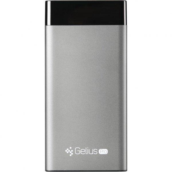 Батарея універсальна Gelius Pro Edge GP-PB10-006 10 000 mAh 2.1A Grey (72027)