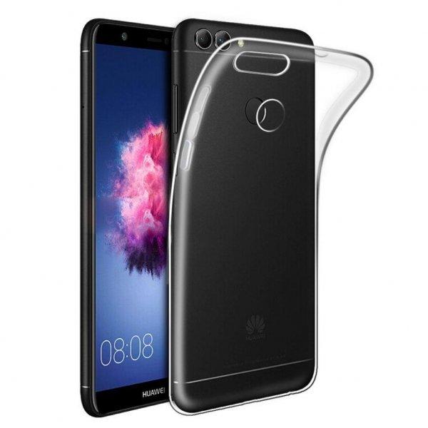Чохол до моб. телефона для HuaweiP smart Clear tpu (Transperent) Laudtec (LC-PST)