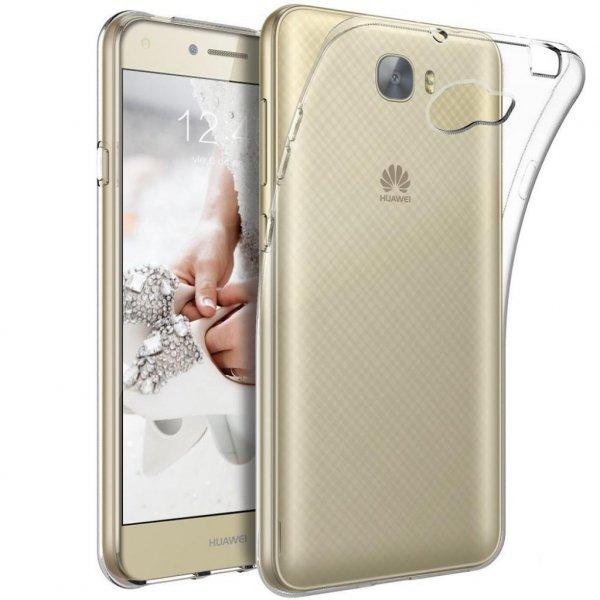 Чохол до моб. телефона для HuaweiY5II Clear tpu (transparent) Laudtec (LC-HY5IIT)