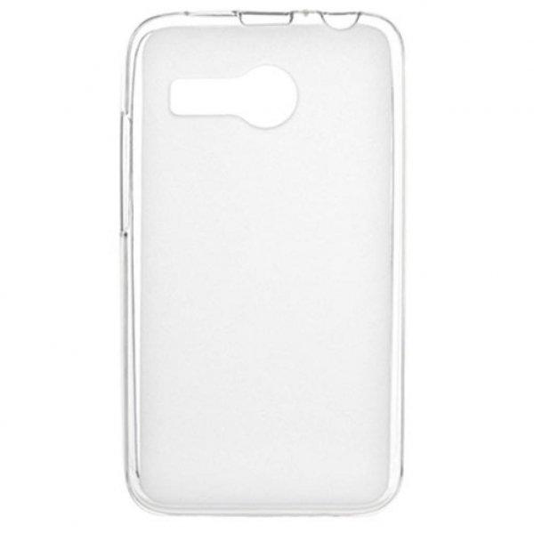Чохол до моб. телефона для Lenovo A316 (White Clear) Elastic PU Drobak (211474)
