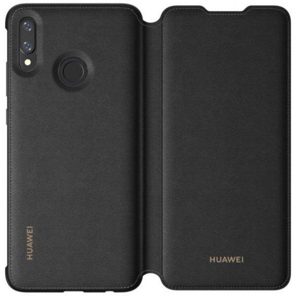 Чохол до моб. телефона Huawei для P Smart 2019 Flip Cover Black (51992830)