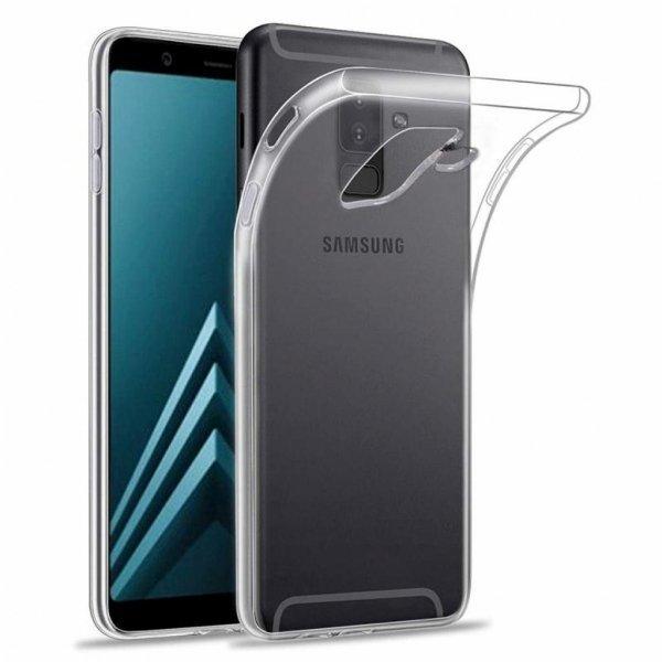 Чохол до моб. телефона Laudtec для Samsung A6 2018/A600 Clear tpu (Transperent) (LC-A600F)