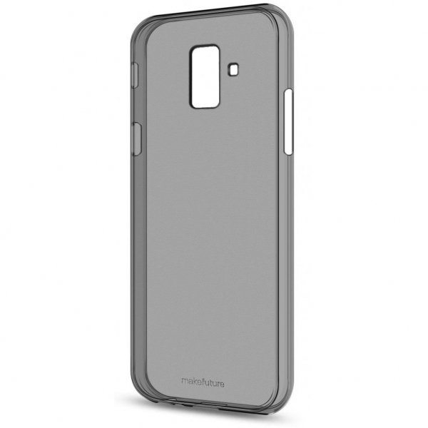 Чохол до моб. телефона MakeFuture Air Case (TPU) Samsung J6 2018 Black (MCA-SJ618BK)