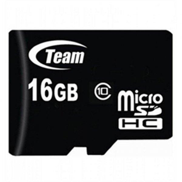 Карта пам'яті Team 16GB microSD class 10 (TUSDH16GCL1002)