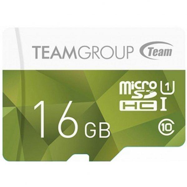 Карта пам'яті Team 16GB microSD Class10 UHS-I (TCUSDH16GUHS02)