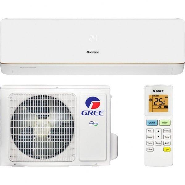 Кондиціонер GREE Bora Wi-Fi Inverter (GWH09AABK3DNA5AWIFI)