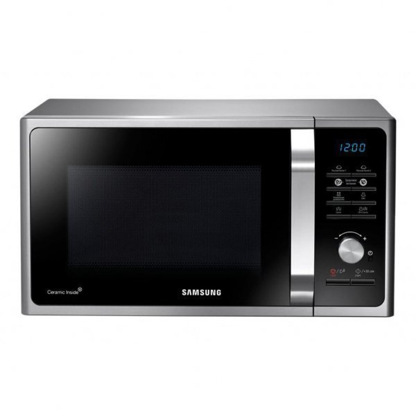 Мікрохвильова піч Samsung MS 23 F 302 TAK/BW (MS23F302TAK/BW)
