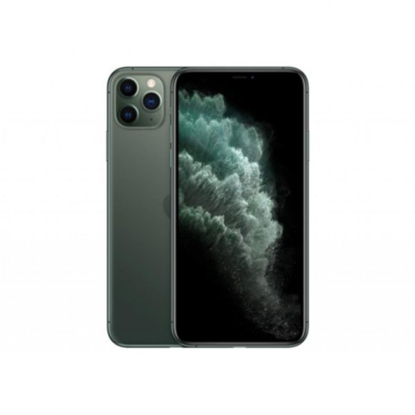 Мобільний телефон Apple iPhone 11 Pro Max 256Gb Midnight Green