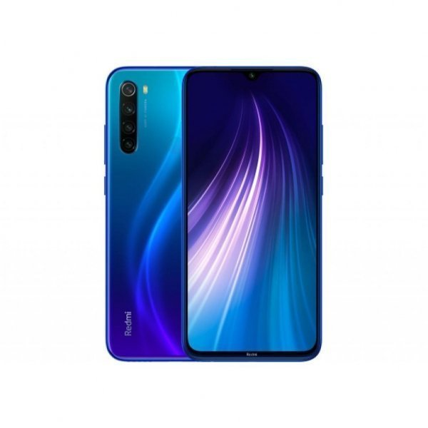 Мобільний телефон Xiaomi Redmi Note 8 4/64GB Neptune Blue