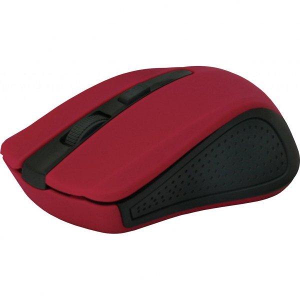 Мишка Defender Accura MM-935 Red (52937)