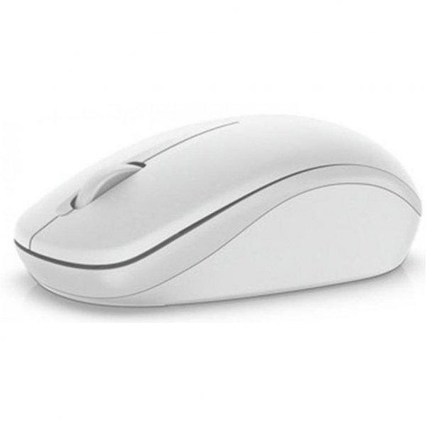 Мишка Dell WM126 Wireless Optical White (570-AAQG)