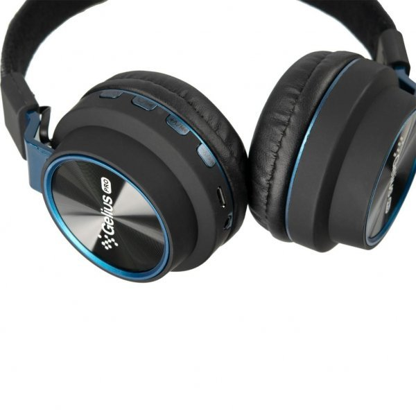 Навушники Gelius Ultra Perfect Blue (GL-HBB-0019 Blue)