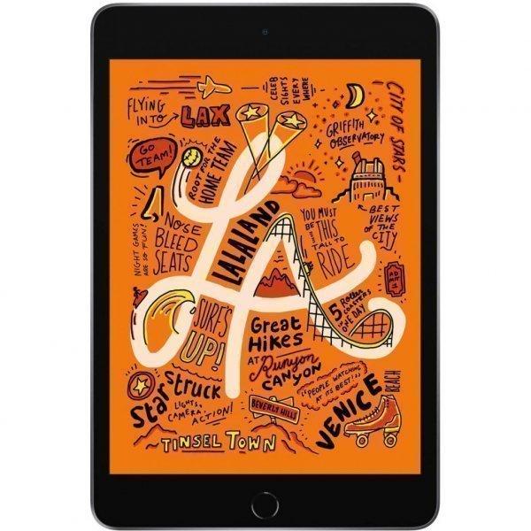 Планшет Apple A2124 iPad mini 5 Wi-Fi +4G 256GB Space Grey (MUXC2RK/A)