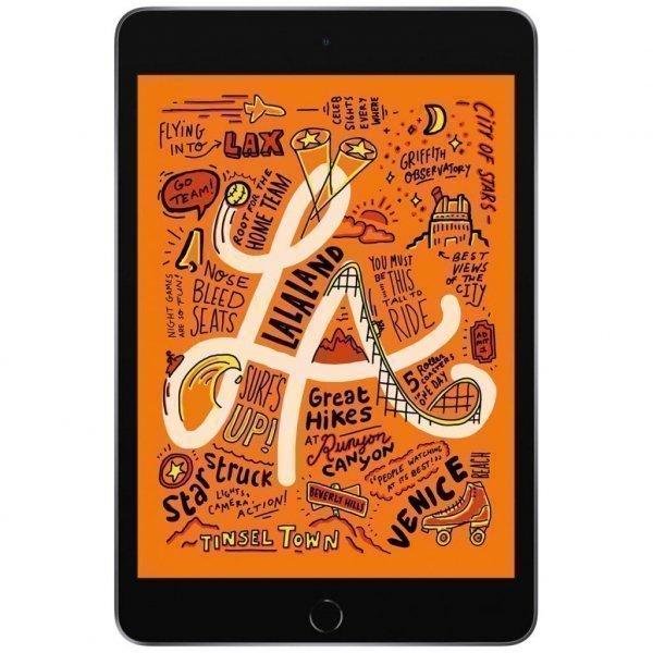 Планшет Apple A2133 iPad mini 5 Wi-Fi 256GB Space Grey (MUU32RK/A)