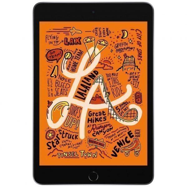 Планшет Apple A2133 iPad mini 5 Wi-Fi 64GB Space Grey (MUQW2RK/A)