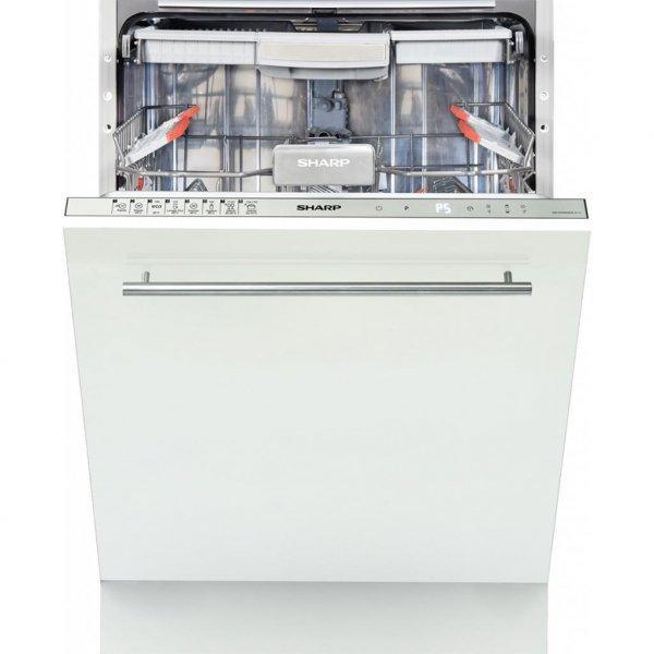 Посудомийна машина SHARP QW-GD54R443X-UA