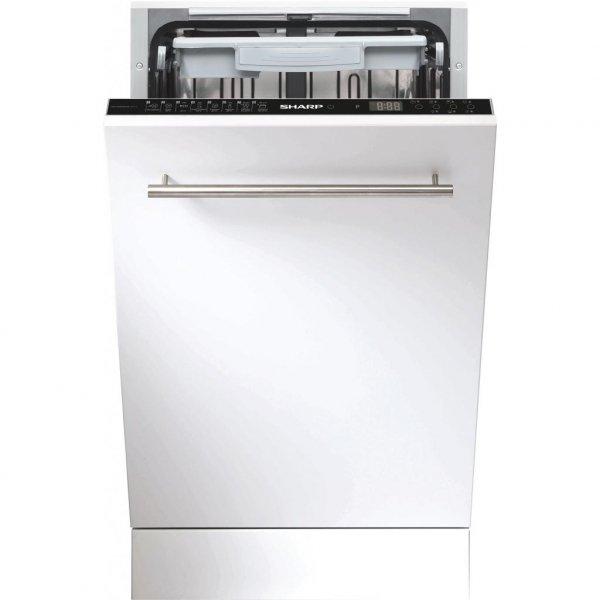 Посудомийна машина SHARP QW-GS53I443X-UA