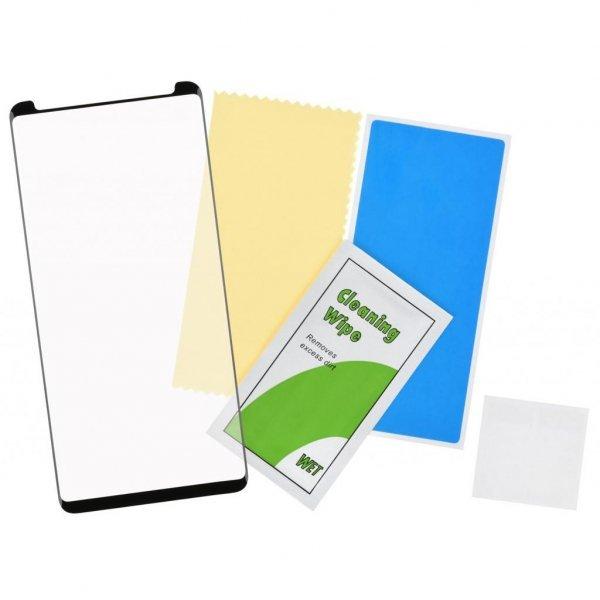 Скло захисне 2E для Samsung Note 8 3D Black border Full Glue (2E-TGSG-N83D)