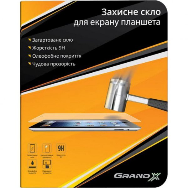 Скло захисне Grand-X for tablet Huawei T3-10 (GXHT310)