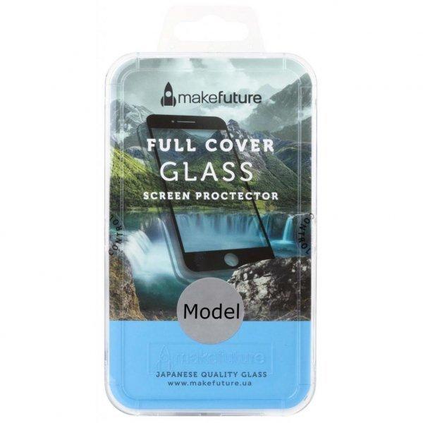Скло захисне MakeFuture для Huawei P Smart White Full Cover (MGFC-HUPSW)