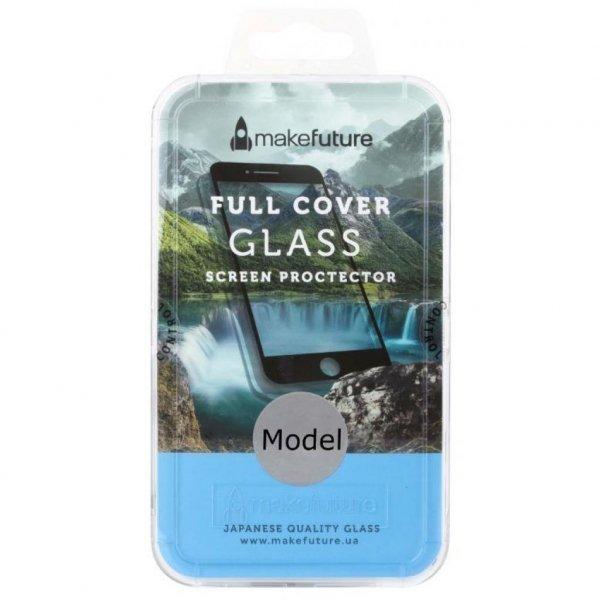 Скло захисне MakeFuture для Nokia 6 2018 Black Full Cover (MGFC-N618B)
