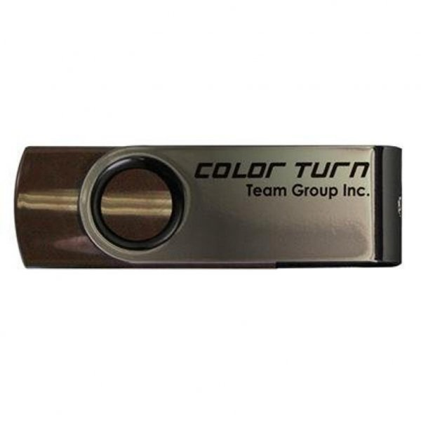 USB флеш накопичувач Team 8GB Color Turn E902 Brown USB 2.0 (TE9028GN01)