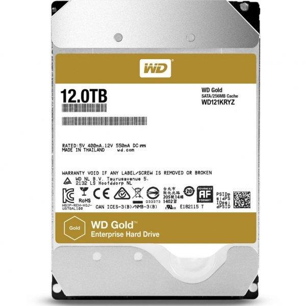 Жорсткий диск 3.5 12TB Western Digital (WD121KRYZ)