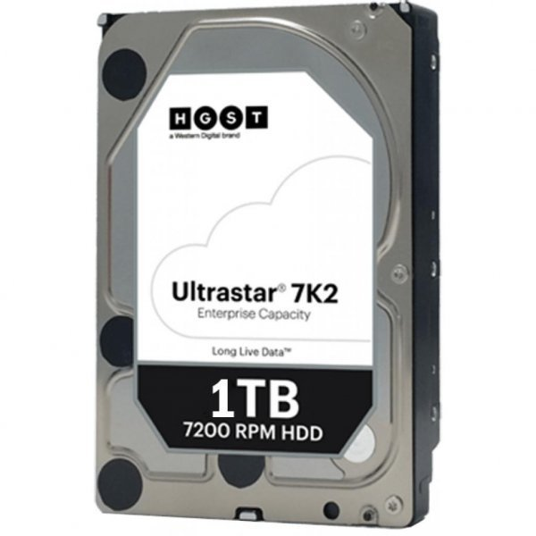 Жорсткий диск 3.5 1TB Western Digital (1W10001 / HUS722T1TALA604)
