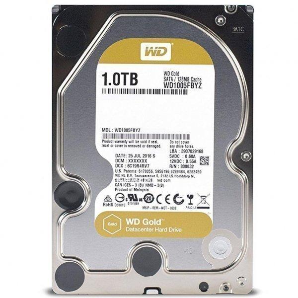 Жорсткий диск 3.5 1TB Western Digital (WD1005FBYZ)