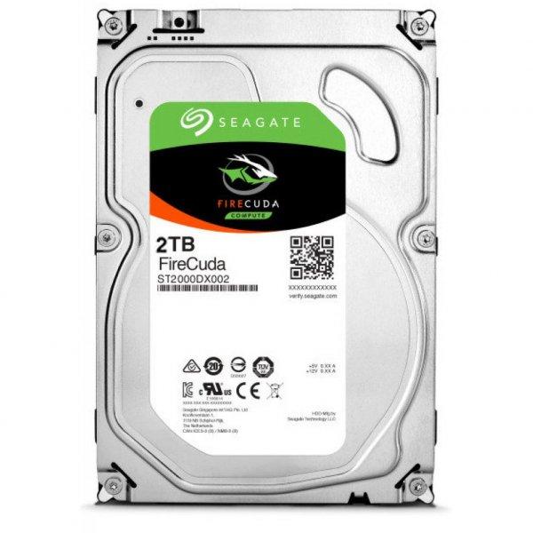 Жорсткий диск 3.5 2TB Seagate (ST2000DX002)
