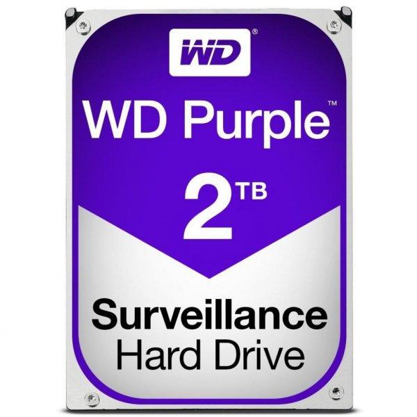 Жорсткий диск 3.5 2TB Western Digital (WD20PURZ)