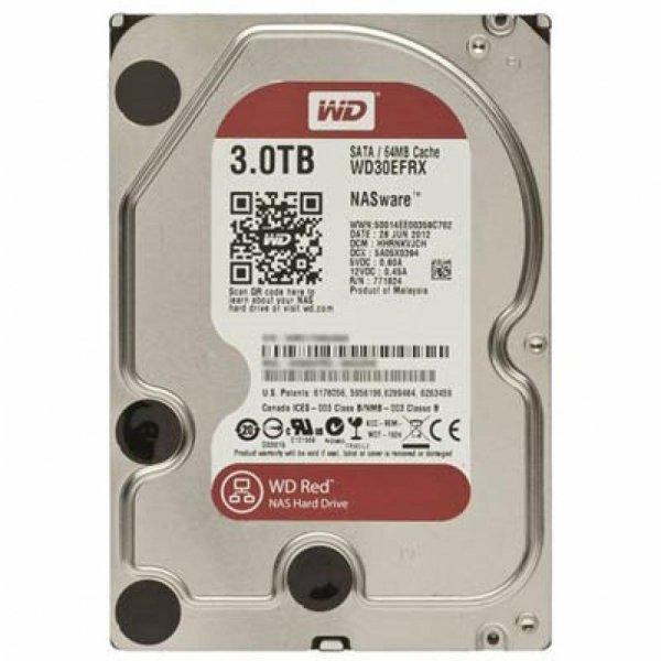 Жорсткий диск 3.5 3TB Western Digital (WD30EFRX)