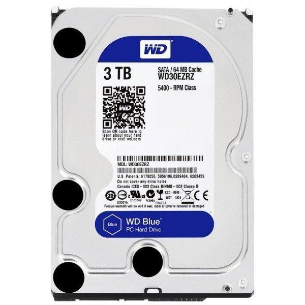 Жорсткий диск 3.5 3TB Western Digital (WD30EZRZ)