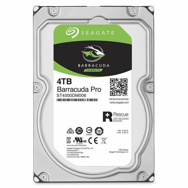 Жорсткий диск 3.5 4TB Seagate (ST4000DM006)
