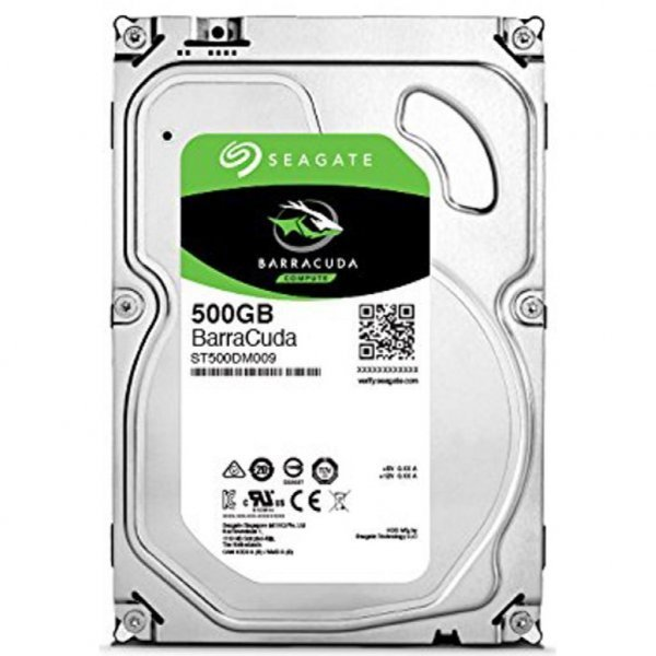 Жорсткий диск 3.5 500Gb Seagate (ST500DM009)