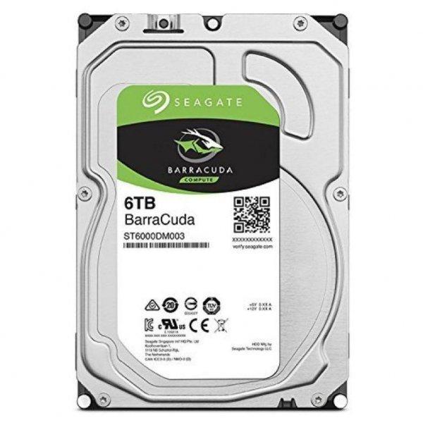 Жорсткий диск 3.5 6TB Seagate (ST6000DM003)