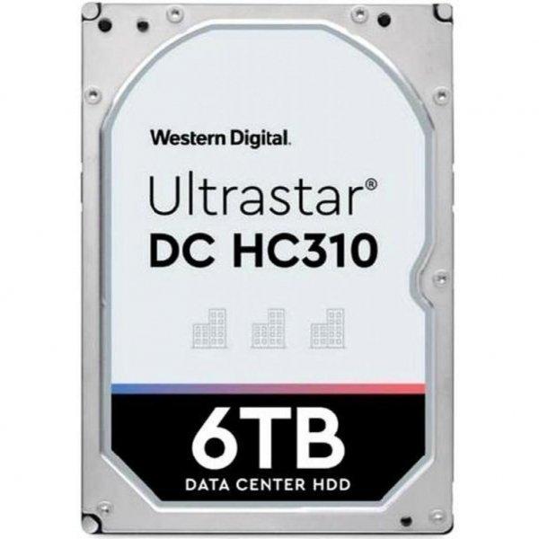 Жорсткий диск 3.5 6TB Western Digital (0B36039 / HUS726T6TALE6L4)
