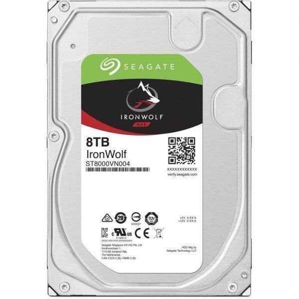 Жорсткий диск 3.5 8TB Seagate (ST8000VN004)