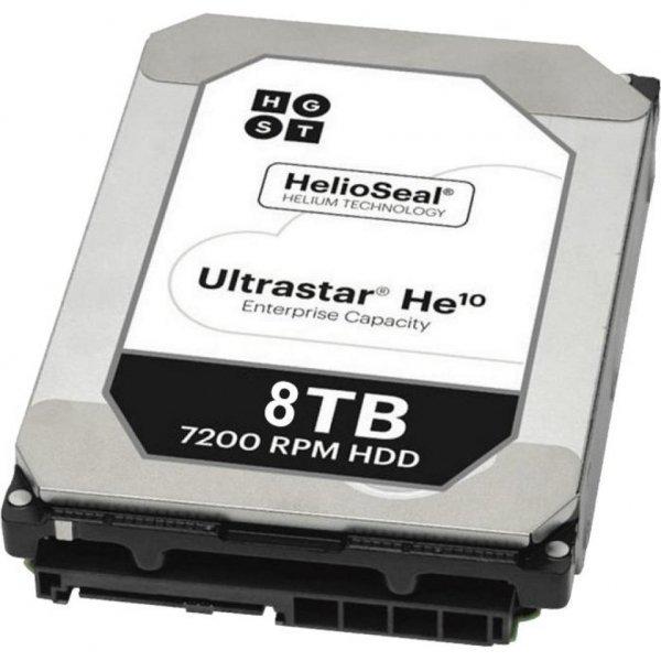 Жорсткий диск 3.5 8TB WDC Hitachi HGST (0F27457 / HUH721008ALE604)