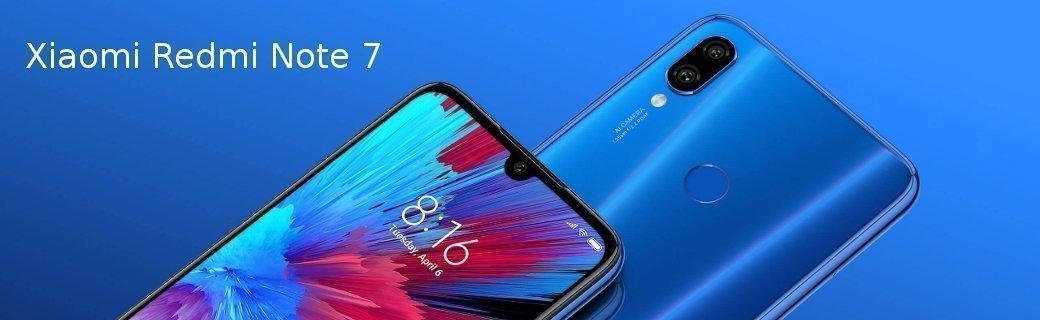 Xiaomi Redmi Note 7 уже у продажу!